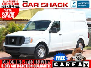 2017 Nissan NV Cargo for Sale in Hialeah, FL