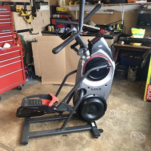 PENDING Bowflex Max Trainer M5 $350 Or Trade For Treadmill for Sale in Oregon City, OR