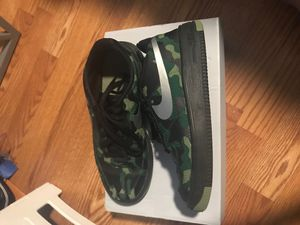 Neighborhood Bape NMD, Supreme beanie, supreme headband, Air Force ones for Sale in Naples, FL