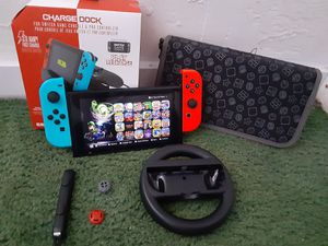 Nintendo Switch with Over 30 Games for Sale in Santa Ana, CA