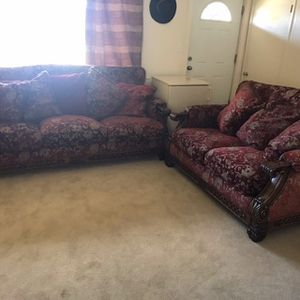 Sofa And Love Seat for Sale in Bountiful, UT
