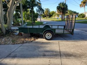 12ft Trailer with ramp for Sale in Holiday, FL