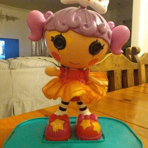 Lalaloopsy Dance With Me Peanut Big Top,Doll,Toy for Sale in Los Angeles, CA
