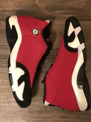 DS AIR JORDAN 14 TORO SZ 9 for Sale in Concord, NC