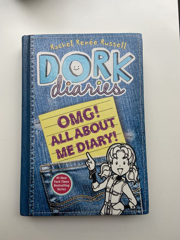 Dork diary oh my God all about me diary