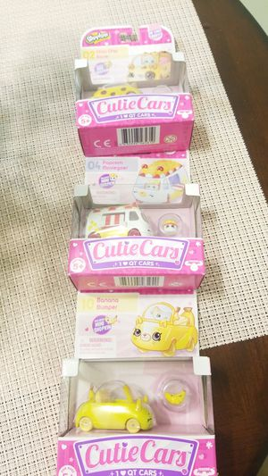 Shopkins Cutie Cars for Sale in Antioch, CA