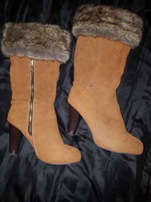Brown Knee High Boots Size9.5 for Sale in Seattle, WA