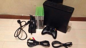 Xbox 360 slim 6 Games for Sale in Santee, CA