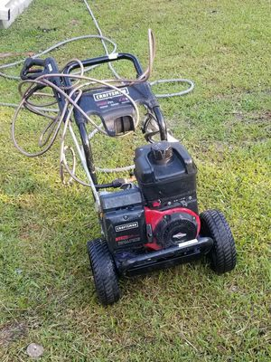 3400psi Pressure Washer for Sale in Houston, TX