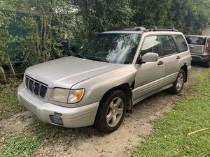 2001 Subaru Forester S 181k Miles Cold AC runs good for Sale in Longwood, FL