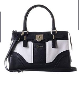 Guess Greyson Small Satchel Bag & Matching Wallet for Sale in La Grange Park, IL