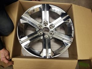 GM 22 INCH RIMS for Sale in Belmont, MA