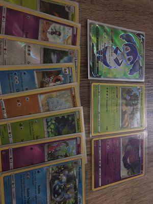 Ultra Ball Deal: Pokemon Card: V + 10 Bonus Cards for Sale in Fresno, CA