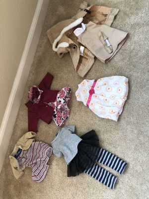 Clothes for American Girl Dolls for Sale in Vacaville, CA