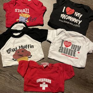 12-18 Mo Graphic T Onesies for Sale in Lombard, IL