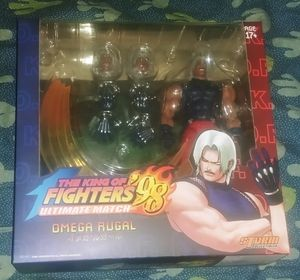 Storm Collectibles Omega Rugal King of Fighters Action Figure for Sale in El Monte, CA