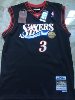 Allen Iverson 76ers Jersey Hardwood Classics for Sale in Norwalk, CA