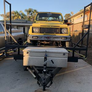 2007 Carson Trailer for Sale in San Diego, CA