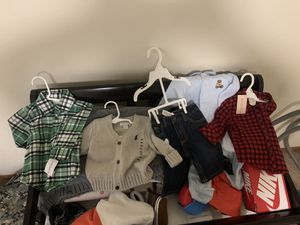 9month old clothes for sell never worn for Sale in Bremerton, WA