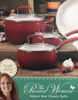 Pioneer Woman Cookware for Sale in Martinsburg, WV