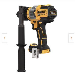 DeWalt 20-Volt MAX Lithium Ion Cordless Brushless 1/2 in. Hammer Drill/Driver with FLEXVOLT ADVANTAGE (Tool Only). for Sale in Portland, OR