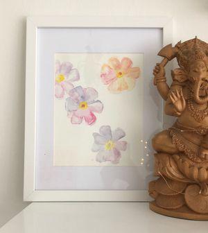 Watercolor Flower Art for Sale in Cambridge, MA