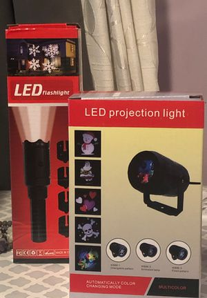 Holiday projector for Sale in Pomona, CA