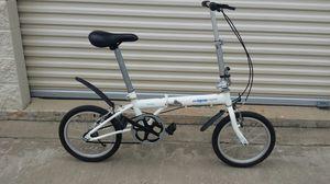 Dahon folding bike. $200 for Sale in Plano, TX