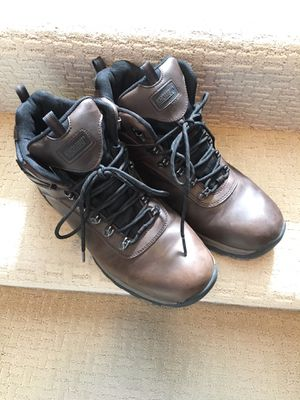 Men's Brown ankle boots/hikers. Size 12. for Sale in Round Hill, VA