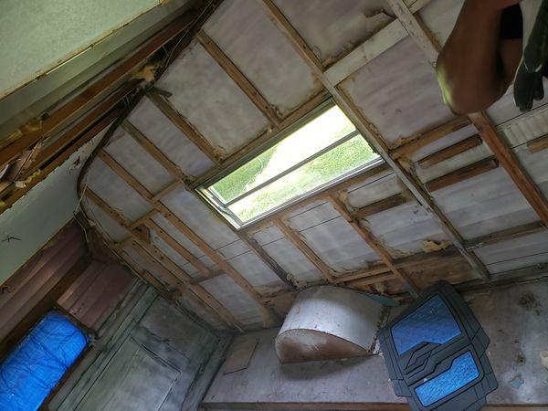 Camper trailer... obo open for trade