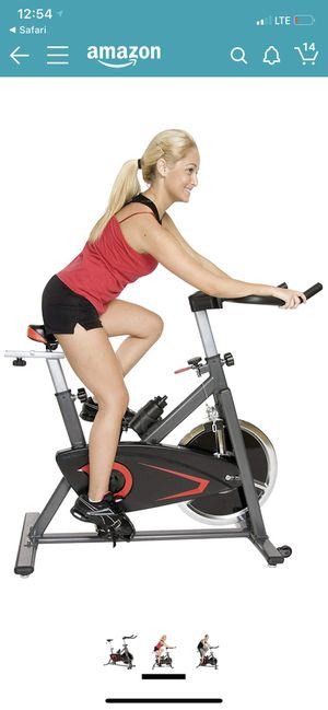 Body Champ BF718 Pro Cycle Trainer Exercise Bike for Sale in Las Vegas, NV