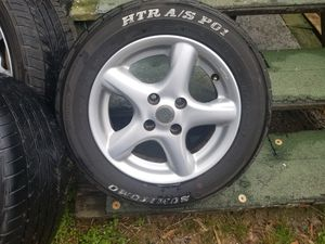 Wheel 4 lug SP BY ROH 185/60/R14 for Sale in Winston-Salem, NC