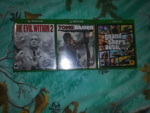 Xbox one games for Sale in Clovis, CA