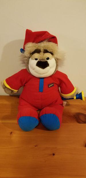 Orginal Bedtime Bubba Stuffed Bear 1997 for Sale in Billerica, MA