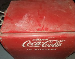 1950 Coca cola cooler.. for Sale in Saint Paul, MN
