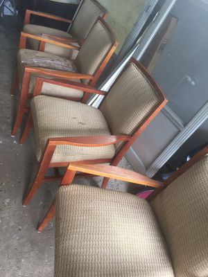 Four chairs for Sale in IL, US