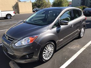 2014 Ford C-Max hybrid ( panorama& leather & navigation &31k miles) for Sale in San Lorenzo, CA