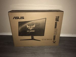 """27"""" curved gaming monitor 165HZ for Sale in Plano, TX"""