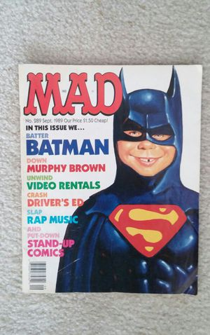 Older Mad Magazines for Sale in Germantown, MD