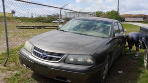 2003 impala chevy for Sale in Lakeland, FL