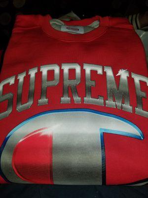 Supreme Champion Crewneck XL for Sale in Los Angeles, CA
