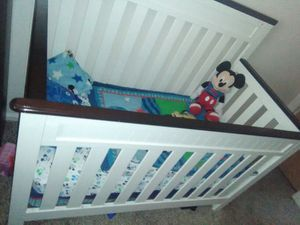 Baby crib. No bed included asking for 190 obo.. cost 300 for Sale in Denver, CO