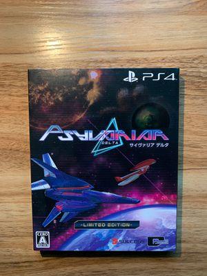 psyvariar delta ps4 límites edition jap version for Sale in Smyrna, TN