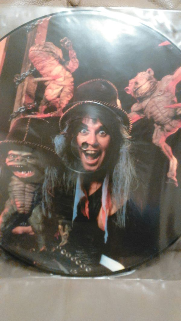 W.A.S.P. picture disc
