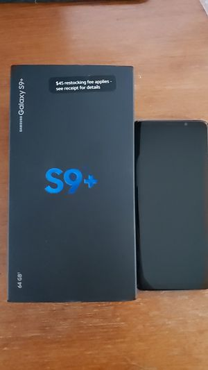 Samsung Galaxy S9+ for Sale in Riverside, CA