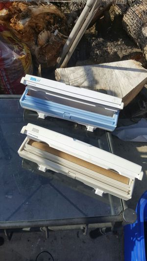 Foil and plastic wrap dispensers for Sale in San Diego, CA