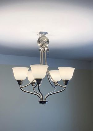 Chandelier Light $85 for Sale in Tacoma, WA