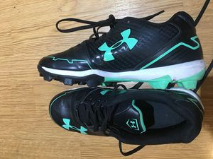 Under Armour Girls cleats for Sale in Tamarac, FL