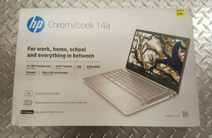 HP Chromebook 14a Touchscreen Laptop Brand New. for Sale in Penn Hills, PA