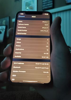 iPhone 11 network unlocked for Sale in Haines City, FL